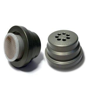 Adattatore in alluminio per Mokissima®*