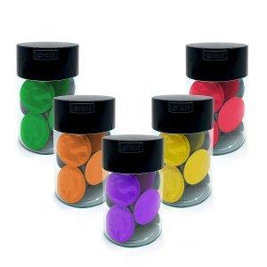 Kit 5 contenitori salva-freschezza per capsule A Modo Mio®*