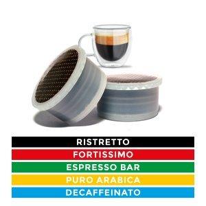 Kit assaggio 50 Capsule Compatibili Espresso Point®*