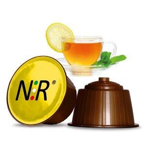 32 Capsule Compatibili Dolce Gusto®* Tè al Limone