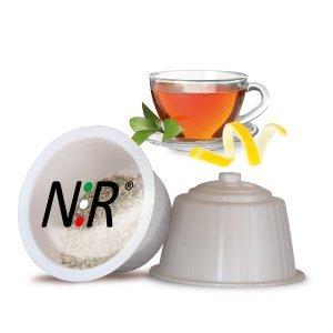 32 Capsule  Compatibili Dolce Gusto®* Tè Nero al Limone