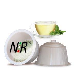 32 Capsule  Compatibili Dolce Gusto®* Tè Verde Tuareg
