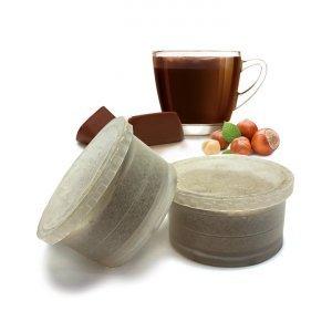 50 Capsule Compatibili Espresso Point®* Gianduja