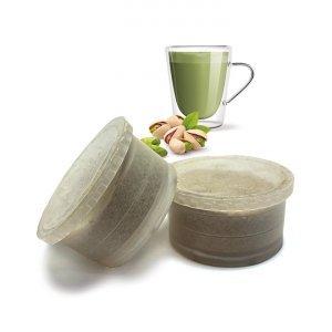 50 Capsule  Compatibili Espresso Point®* Caffé al Pistacchio