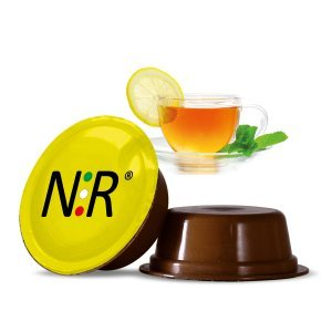 50 Capsule Compatibili A Modo Mio®* Tè al Limone