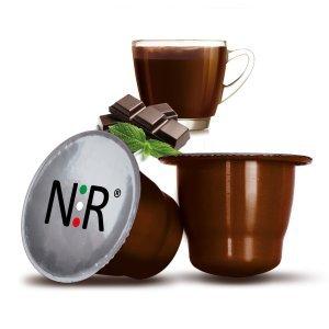 50 Capsule Compatibili Nespresso®* Cioccomenta