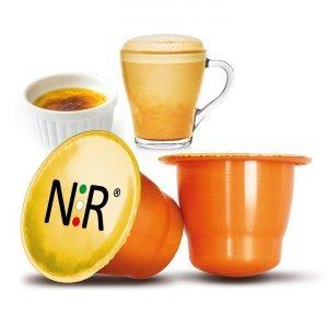 50 Capsule Compatibili Nespresso®* Crème Brulée