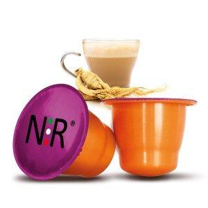 50 Capsule  Compatibili Nespresso®* Ginseng Senza Saccarosio