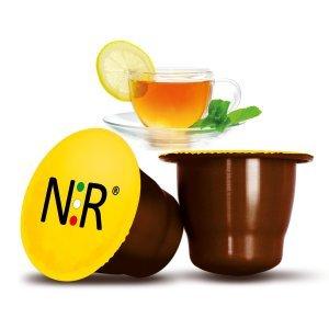50 Capsule Compatibili Nespresso®* Tè al Limone