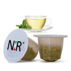 50 Capsule Compatibili Nespresso®* Tè Verde Tuareg