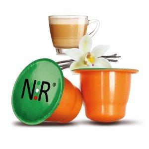 50 Capsule Compatibili Nespresso®* Caffé alla Vaniglia