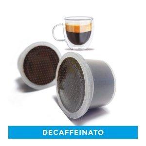 50 Capsule Compatibili Uno System®* Decaffeinato