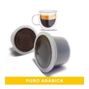 50 Capsule Compatibili Uno System®* Puro Arabica