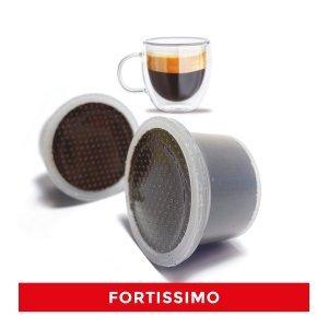 50 Capsule Compatibili Uno System®* Fortissimo