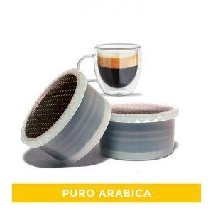 100 Capsule Compatibili Espresso Point®* Puro Arabica