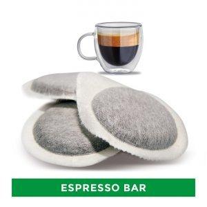 100 Cialde in cartafiltro Espresso Bar
