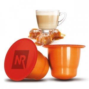50 Capsule Compatibili Nespresso®* Caramel Salato