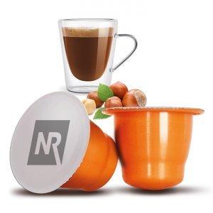 50 Capsule Compatibili Nespresso®* Gianduja