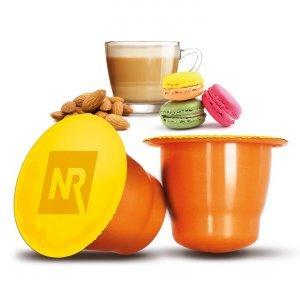 50 Capsule Compatibili Nespresso®* Macaron Mandorla